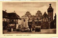 Rouffach - Monument aux Morts - Rouffach