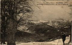 Ballon D'Alsace - Dolleren et la Vallée de Rimbach en hiver - Dolleren
