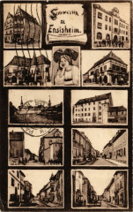Souvenir de Ensisheim - Ensisheim