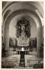 Maitre-Autel - Lutterback le 26/7/53 - Lutter