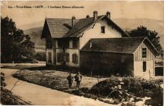 Haute-Alsace - Lauw - L'Ancienne Domane allemande - Lauw