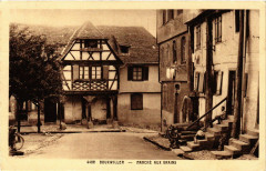 Bouxwiller - Marché aux Grains - Bouxwiller