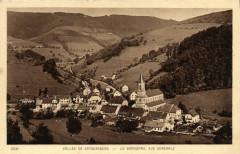 Valles de Kaysersberg - Le Bonhomme Vue générale - Le Bonhomme