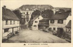 Saint-Hippolyte - Le Coliege - Saint-Hippolyte