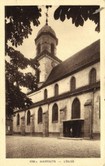 Saint-Hippolyte - L' Eglise - Saint-Hippolyte
