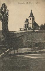 Hunawihr (H.-Rh.) - Eglise - Hunawihr