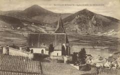 Env. de Ribeauwille - Eglise fortifiée de Hunawihr - Hunawihr