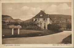 Voegtlinshoffen - Hotel Belle Vue (E.Blanck) - Voegtlinshoffen