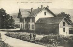 Haute-Alsace - Lauw - L'Ancienne Douane allemande - Lauw