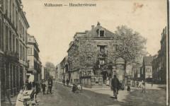 Mulhausen - Illzacherstrasse - Illzach