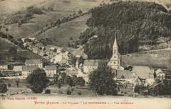 Notre Alsace - la Village Le Bonhomme - Vue générale - Le Bonhomme