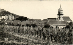 Cap 540 - Saint-Hippolyte L'Eglise et le College - Saint-Hippolyte