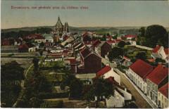 Bonsecours vue Generale prise du Chateau - Bonsecours