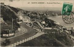 Sainte-Adresse Boulevard Félix Faure - Sainte-Adresse