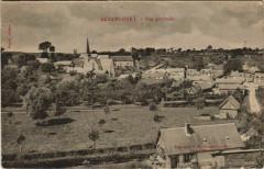 Bezancourt Vue generale - Bézancourt