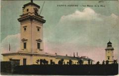 Sainte-Adresse - Les Phares de la Heve - Sainte-Adresse