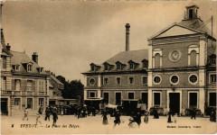 Yvetot - La Place des Belges - Yvetot