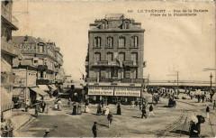 Le Treport - Rue de la Batterie - Le Tréport