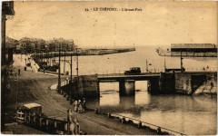 Le Treport - L'Avant-Port - Le Tréport