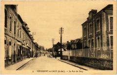Hericourt-en-Caux - Le Rue de Cany - Héricourt-en-Caux