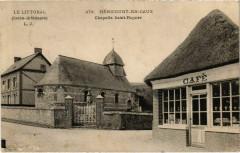 Hericourt-en-Caux - Chapelle Saint-Riquier - Héricourt-en-Caux