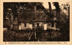 Varengeville-sur-Mer - Chaumiere di Chemin de l'Eglise - Varengeville-sur-Mer