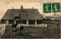 Hericourt-en-Caux Au paturage - Héricourt-en-Caux