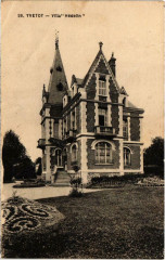 Yvetot - Villa Hedelin - Yvetot