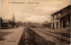 Yerville - Vue prise de la Gare - Yerville
