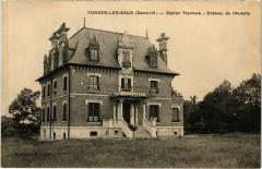 Forges-les-Eaux - Station Thermale - Chateau de l'Andelle - Forges-les-Eaux