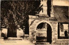 Offranville - Le Gros if et le Portail - Offranville