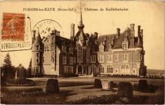 Forges-les-Eaux - Chateau de Gaillefontaine - Forges-les-Eaux