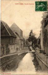 Saint-Saens - Rue des Tanneries - Saint-Saëns