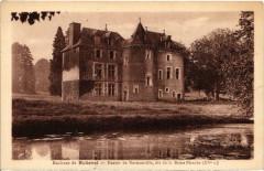 Env. de Nolleval - Manoir de Normanville - Nolléval