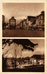 Neufchatel-en-Bray - La Place des Boucheries - Neufchâtel-en-Bray