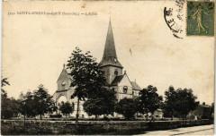 Saint-Laurent-en-Caux - L'Eglise - Saint-Laurent-en-Caux