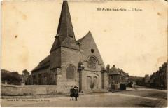 Saint-Aubin-sur-Scie - L'Eglise - Saint-Aubin-sur-Scie