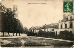 Jumiéges La Place - Jumièges