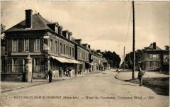 Saint-Nicolas-d'Aliermont Hotel du Commerce - Saint-Nicolas-d'Aliermont