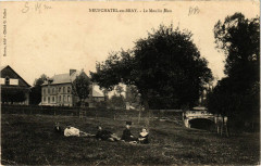 Neufchatel en Bray-Le Moulin Bleu - Neufchâtel-en-Bray