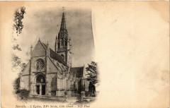 Norville-L'Eglise XVe Siecle Cote Ouest - Norville