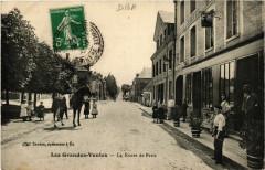 Les Grandes-Ventes La Route de Paris - Les Grandes-Ventes