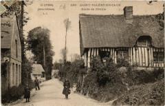 Saint-Valery en Caux-Route de Neville - Néville