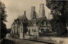 Jumieges-Ancienne Abbaye vue exterieure - Jumièges