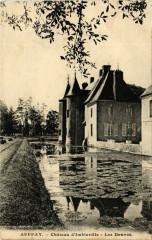 Auffay-Chateau d'Imbleville Les Douves - Imbleville