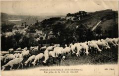 Arques-la-Bataille Vue prise de la Cote de Gruchet - Arques-la-Bataille