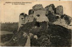 Arques-la-Bataille Le Donjon du Chateau - Arques-la-Bataille