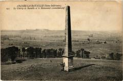Arques-la-Bataille Le champ de Bataille et le Monument - Arques-la-Bataille