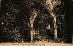 Ruines de la Chapelle de Saint-Arnoult - Saint-Arnoult