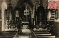Londinieres - Interieur de l'Eglise - Londinières